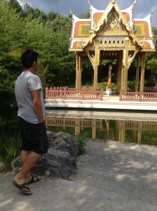 Buddha və mən